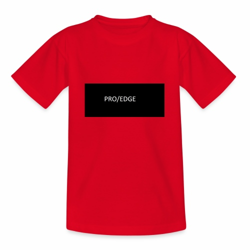 PRO/EDGE - Teenager T-Shirt