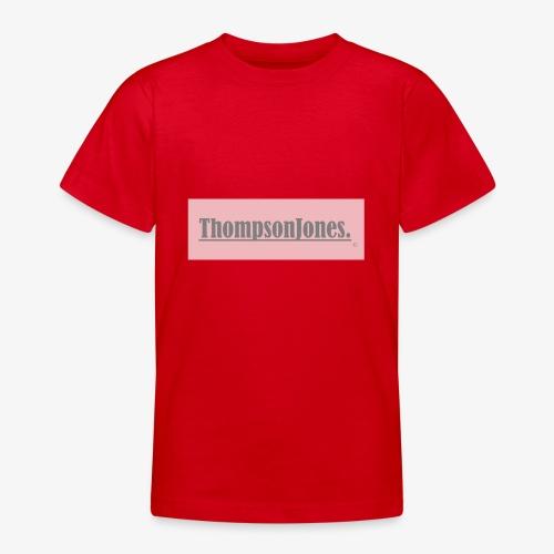 Label ThompsonJones - Teenager T-Shirt