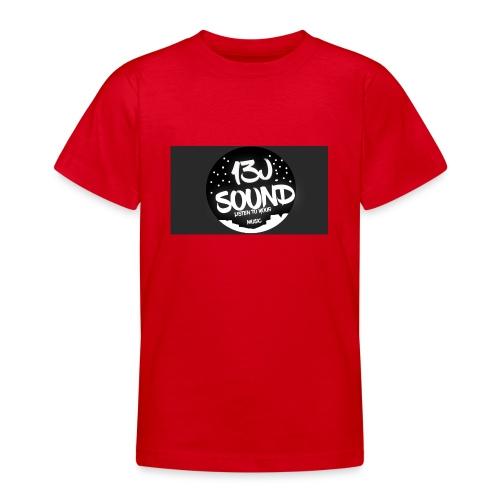 13J Sound hoodie - Teenage T-Shirt
