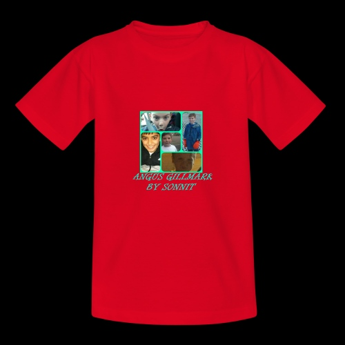 Limited Edition Gillmark Family - Teenage T-Shirt