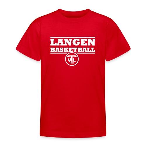 113799088 140717199 TV Langen Basketball - Teenager T-Shirt