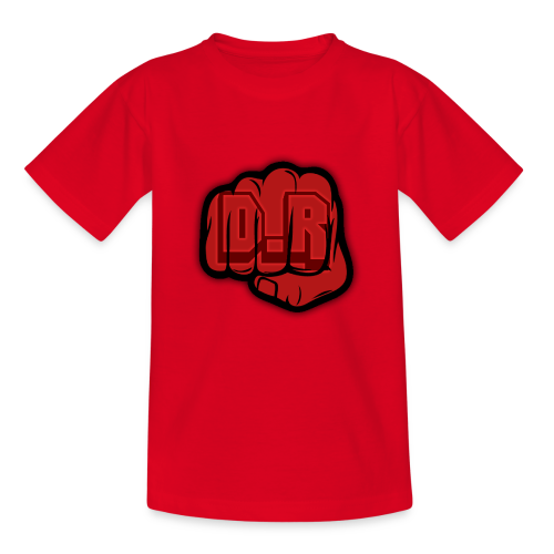 DigitalRelic Big Fist Logo - T-shirt tonåring