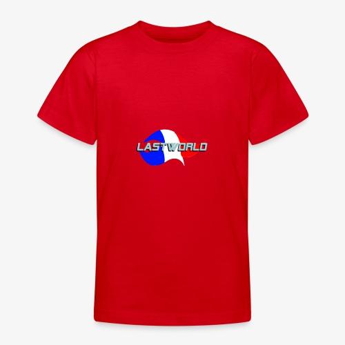 Collection LastWorld Drapeau Français - T-shirt Ado