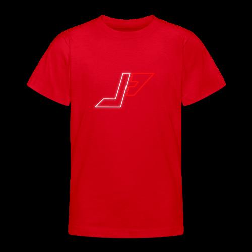 plunjie logo - Teenage T-shirt