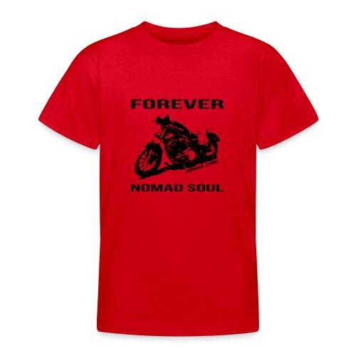 Forever Nomad Soul Bike - Camiseta adolescente