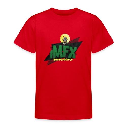 [iMfx] Lubino di merda - Maglietta per ragazzi