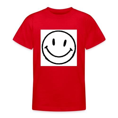 muy feliz - Camiseta adolescente