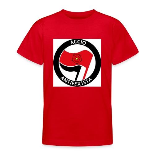Acció Antifa - Camiseta adolescente