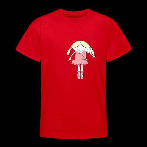 little ballerina - Teenager T-Shirt