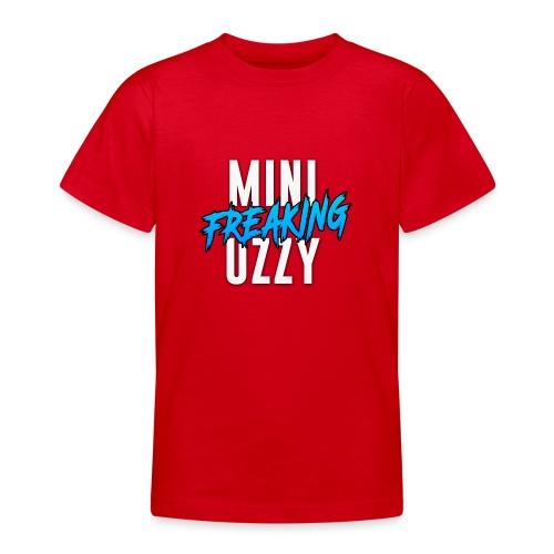 Mini Freaking Uzzy - Teenage T-shirt