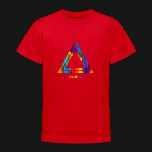 ØKUNA - Tee shirt logo - T-shirt Ado