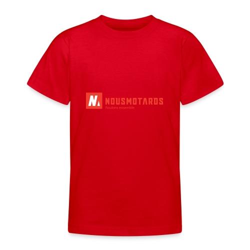 NMKEY - T-shirt Ado