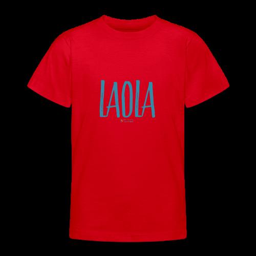 ola - Camiseta adolescente