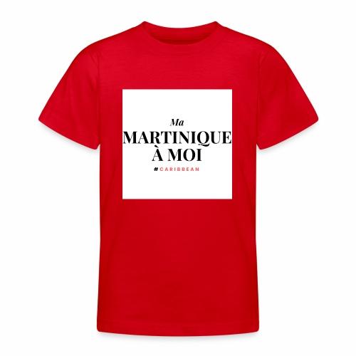 Ma Martinique à Moi - T-shirt Ado