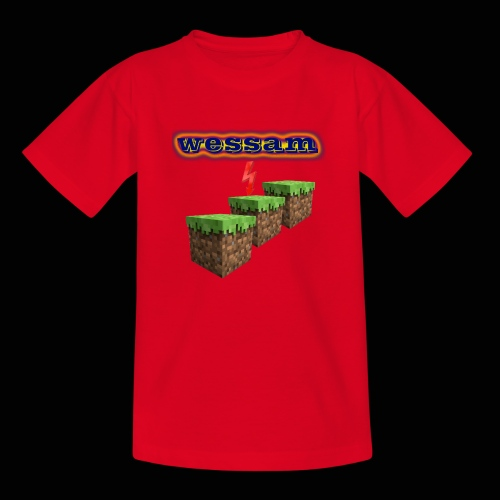 gggeeiil - Teenager T-Shirt