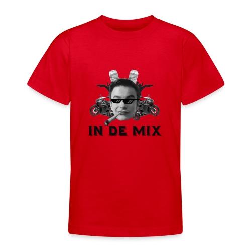 Jenzo In De Mix T-shirt mannen - Teenager T-shirt