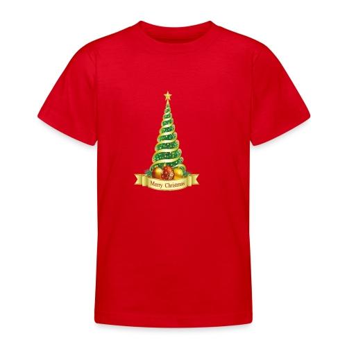 kerst - Teenager T-shirt