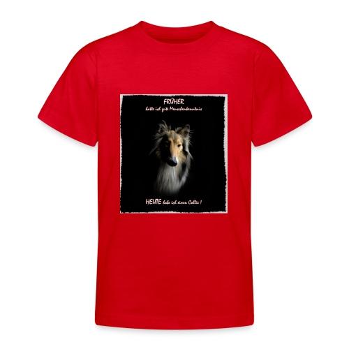 mein Collie - Teenager T-Shirt
