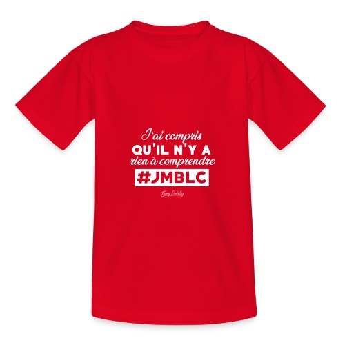 Thierry Darbellay - T-shirt Ado
