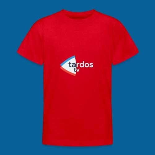 Tardos TV Logo version 2 - T-shirt Ado