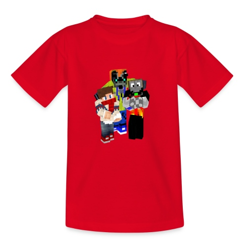 Youtube Paladins Trio - Teenager T-Shirt