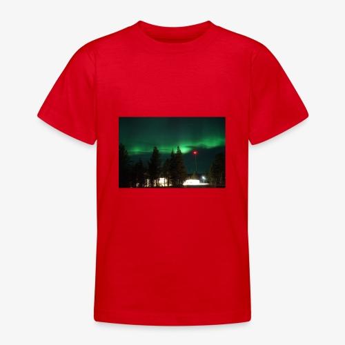Aurora Boreale - Maglietta per ragazzi