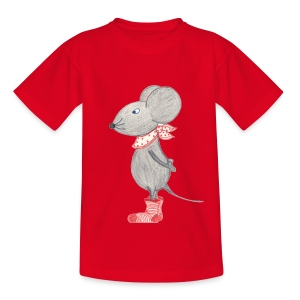 Maus - Teenager T-Shirt