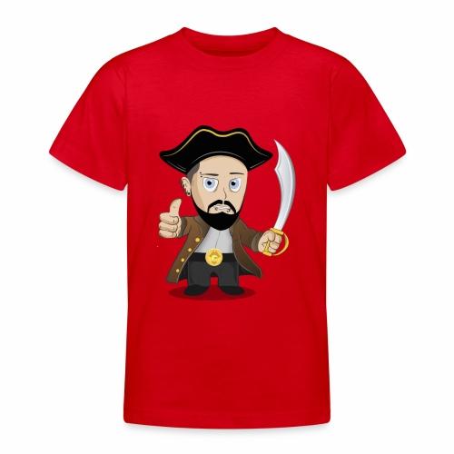 KaeptnTV Bild - Teenager T-Shirt