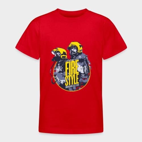 Firestyle 1 - Teenager T-Shirt
