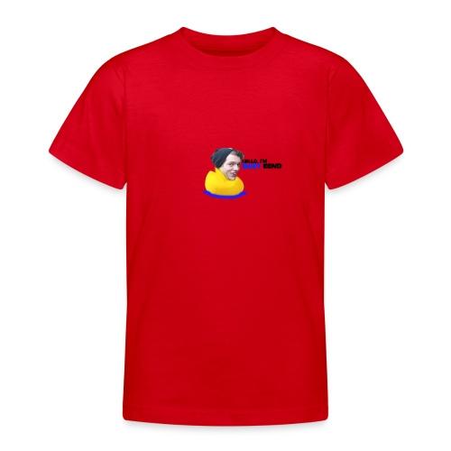 Hello i'm Bart Eend - Teenager T-shirt