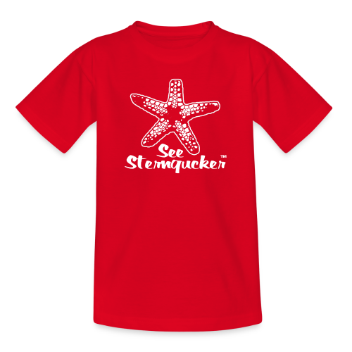 Seesterngucker - Teenager T-Shirt