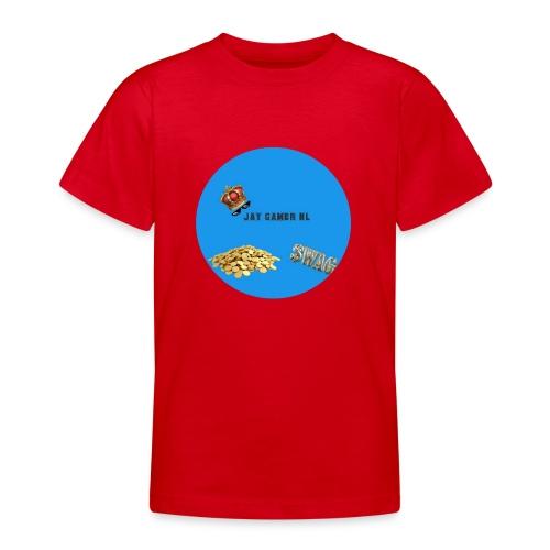 Jaygamernl logo - Teenager T-shirt