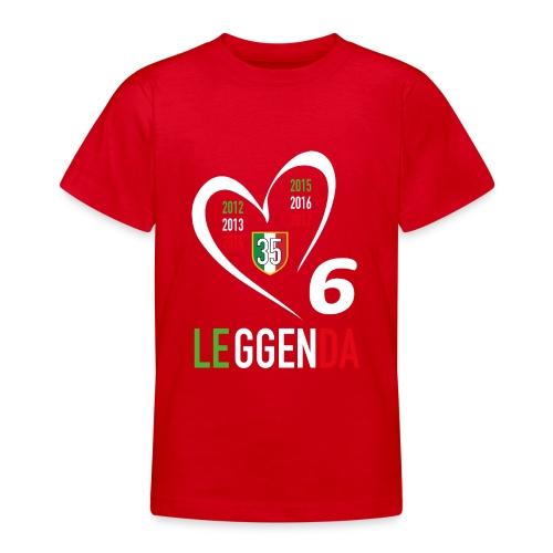 LE6GENDA - Maglietta per ragazzi