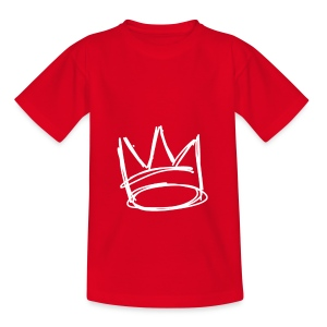 Couronne/crown - T-shirt Ado