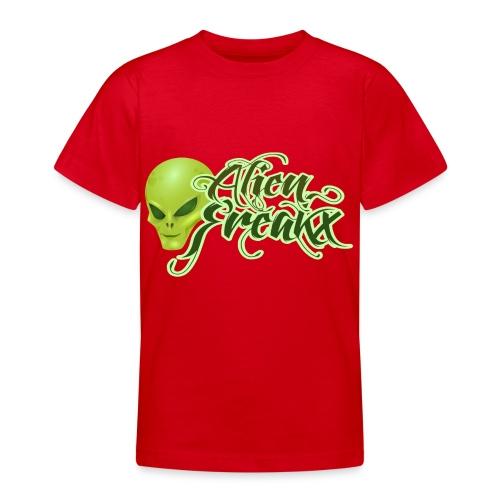 Alien Freakx - Teenager T-Shirt