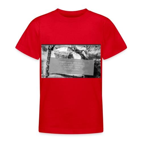 LandwirtschaftForstwirtschaft Fan Shirt - Teenager T-Shirt