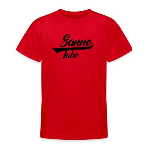 SanneTube Design - Teenager T-shirt