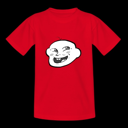 Baby Trollface - Teenager T-shirt