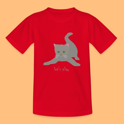 Kitten - Teenager T-Shirt