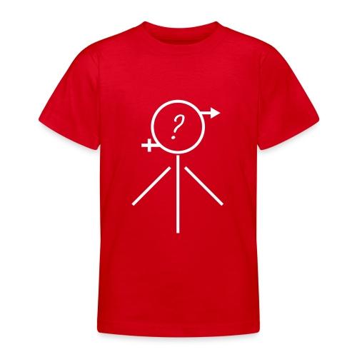 Gender - Teenager-T-shirt