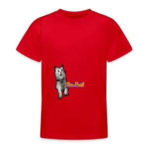 Katzen marcht - Teenager T-Shirt