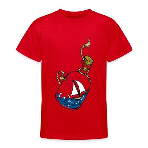 bouteille à la mer - T-shirt Ado