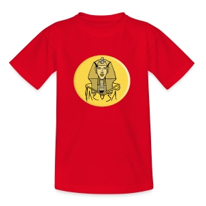 Echnaton, Sonnenkönig im alten Ägypten - Teenager T-Shirt