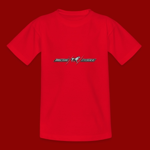 Racing-France - T-shirt Ado