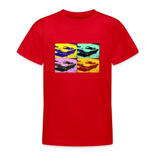 70er Torino War - Teenager T-Shirt