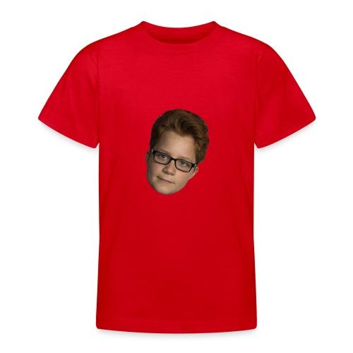 Stachs hoofd - Teenager T-shirt