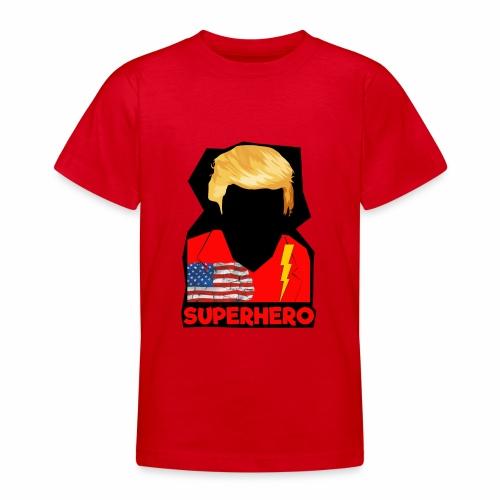 Super Donald / Orange Trump Tear-strappo - Maglietta per ragazzi
