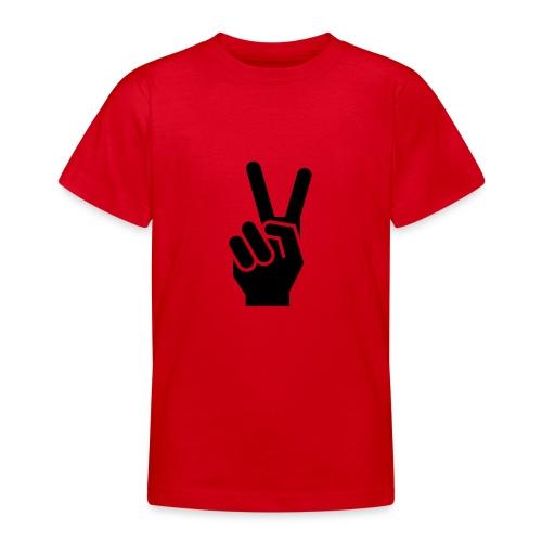 Peace,Frieden - Teenager T-Shirt