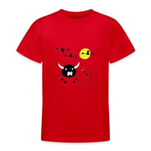 camargue rouge - T-shirt Ado