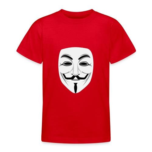 Anonymous - Teenage T-shirt